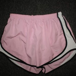 Nike Dri-Fit Pink Shorts